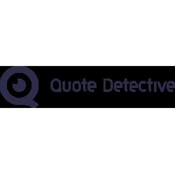 Quote Detective logo