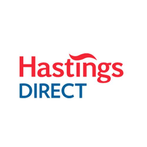 hastings direct car insurance logo