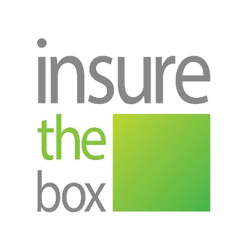 insure the box car insurance logo
