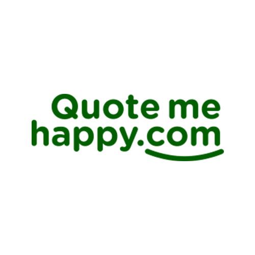 quote me happy car insurance logo