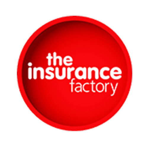 the insurance factory logo