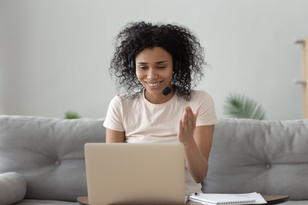 using video conference to witness a will online
