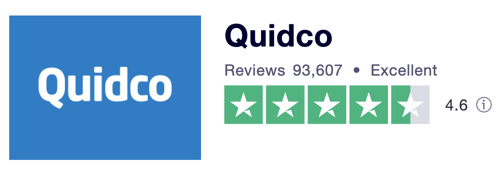Quidco Review Rating